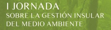 Primera Jornada sobre la Gestión Insular del Medio Ambiente, Tenerife
