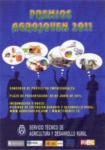 Premios Agrojoven 2011