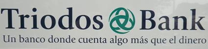 Logo Triodos Bank, Imagen corporativa Triodos Bank