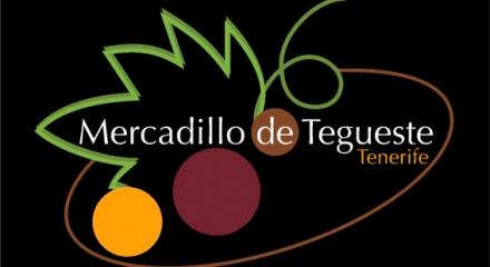 Logo Mercadillo de Tegueste, Imagen corporativa Mercadillo de Tegueste