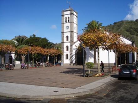 Plaza del Ayuntamiento Tegueste