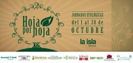 Librería La Isla, Jornadas Ecológicas Tenerife,