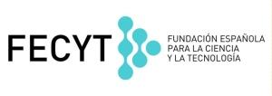 Logo FECYT, Fundación Española para la Ciencia t la Tecnología