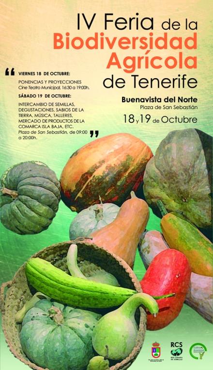 Feria Biodiversidad Tenerife, Buena vista del Norte