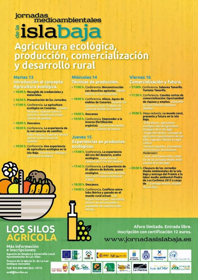 Jornadas Medioambientales de la Isla Baja