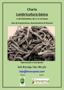 Charla Lombricultura en El Rosario