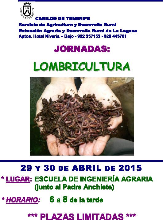 Jornadas Lombricultura
